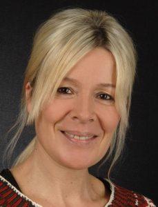 Portrait von Marie Hock-Westhoff