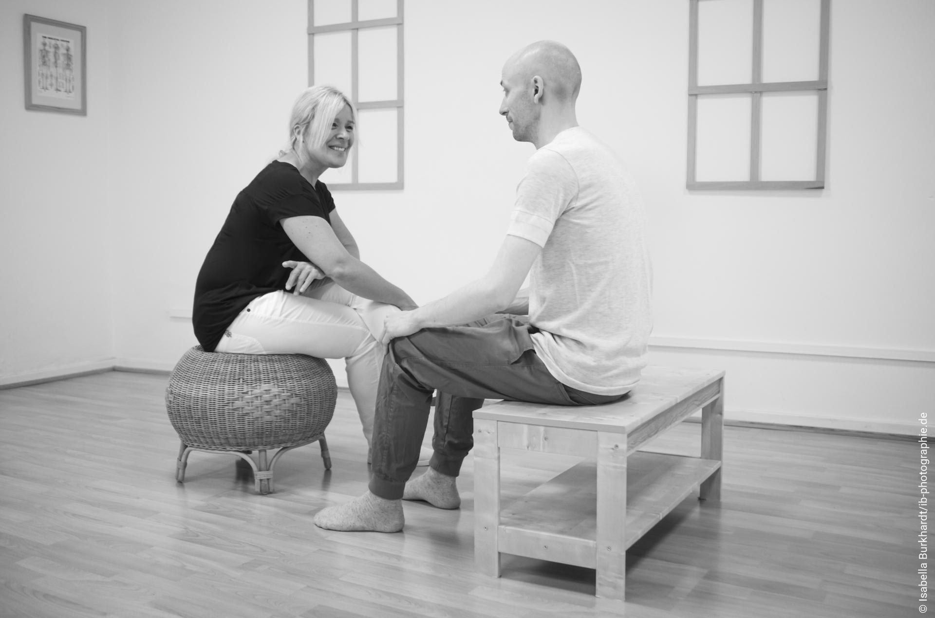 Sitzübungen aus der Haltungsgesundheit